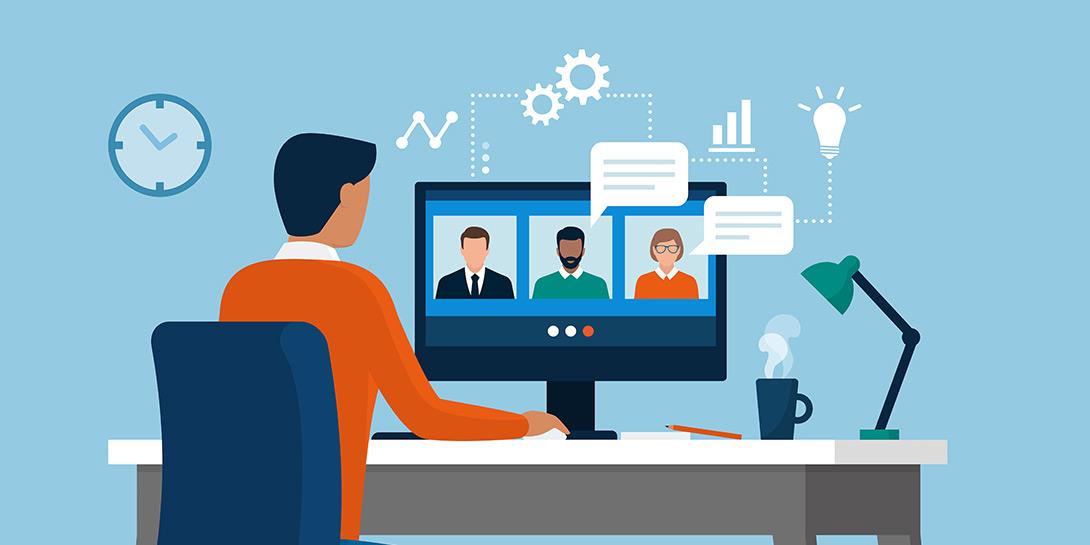 Virtuel involvering