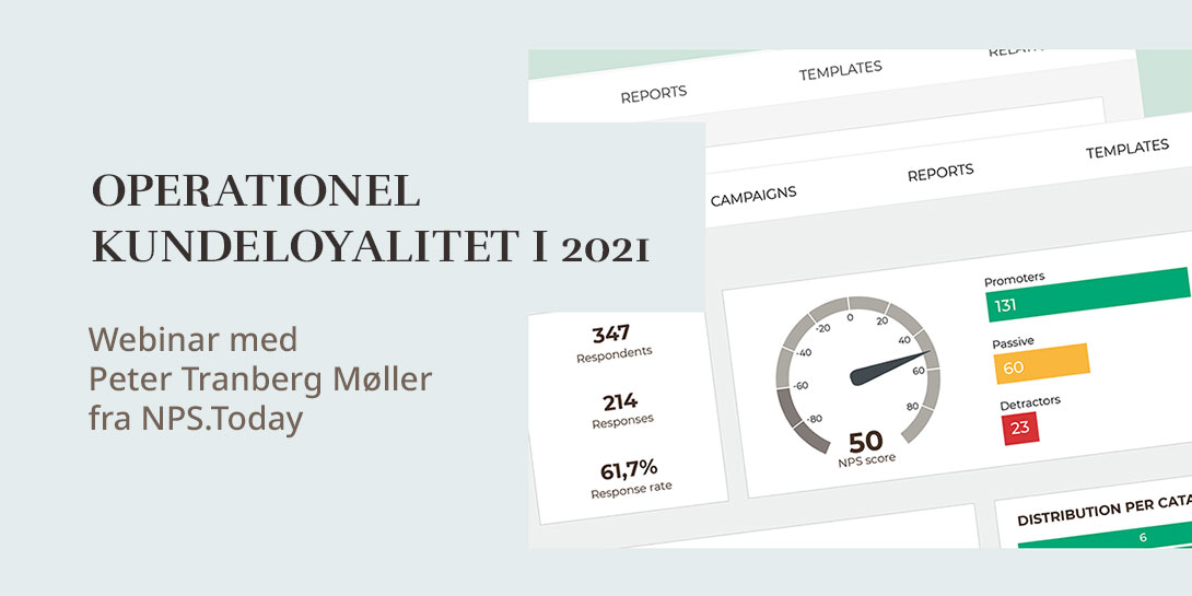 Operationel kundeloyalitet i 2021